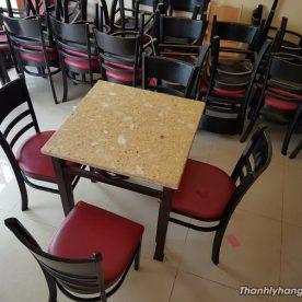 Ghế nhà hàng thanh lý kiểu mới