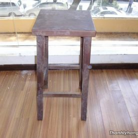 Thanh lý ghế bar đôn gỗ cao