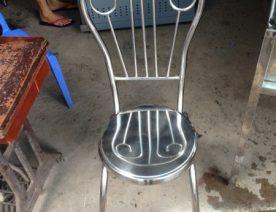 ghế inox