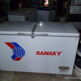 Thanh lý tủ đông Sanaky 405L mới 95%