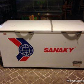 Thanh lý tủ đông SANAKY VH-668
